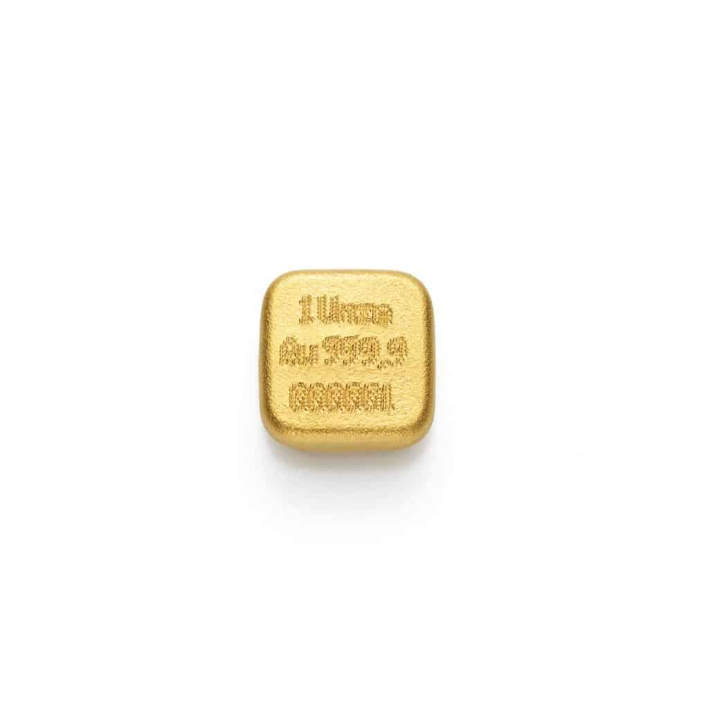 Zlatna poluga 1 unca